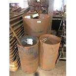 LOT: (3) Inductotherm Furnace Lining Forms