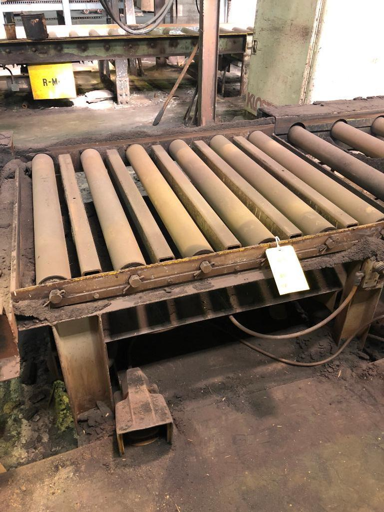 Lot 45 - Kloster 3 in. x 4 in. 5000# Compaction Table with Controls S/N MS7139