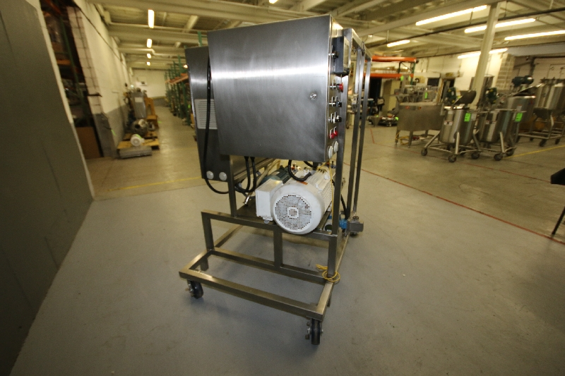 Viking Positive Displacement Pump And Flow Metering Skid
