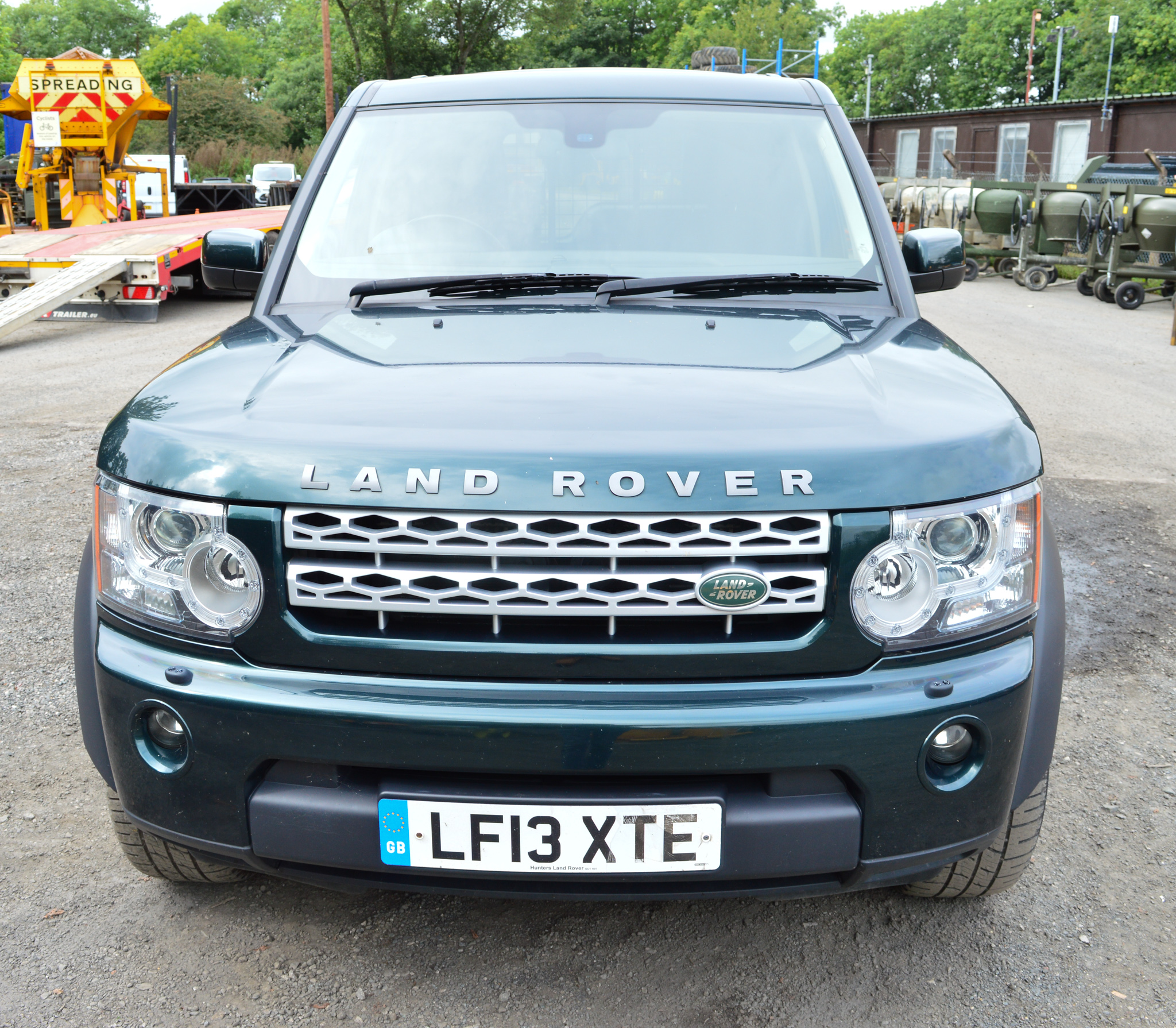 Land Rover Discovery 4 SDV6 Auto 4x4 Commercial Utility