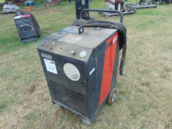 Lot 32 - Hyper Therm Max 100 Portable Plasma Cutter, 3 phase