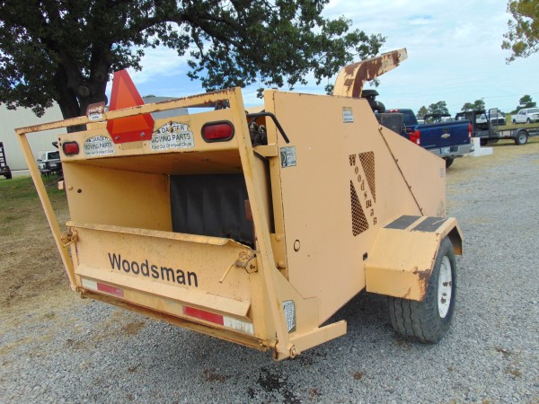 Woodsman 2118 Wood Chipper s/n 0112105, - Image 2 of 4