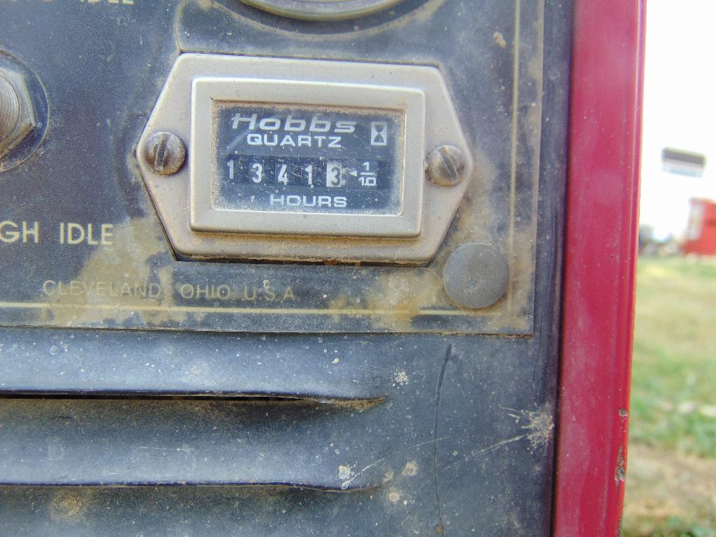 Lot 31 - Lincoln Ranger 8 Welder s/n 10537u1990109752