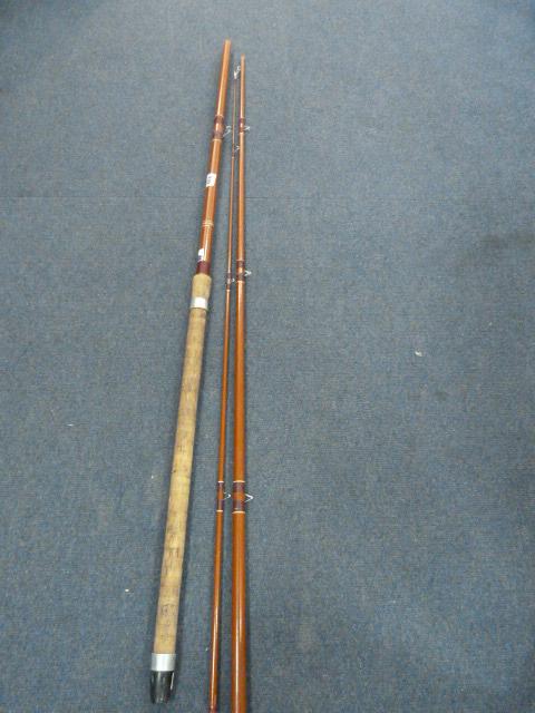 Intrepid 3 piece fishing rod for 13 fishing origin c