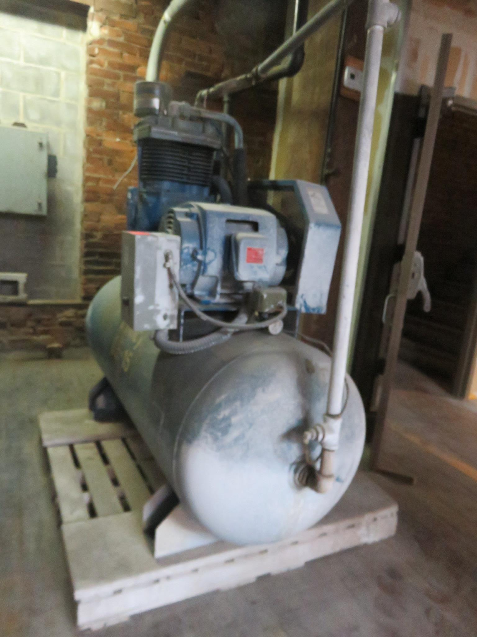 Quincy QE15 Air Compressor 15 HP Phase 3 230/460 Volt - Image 4 of 9