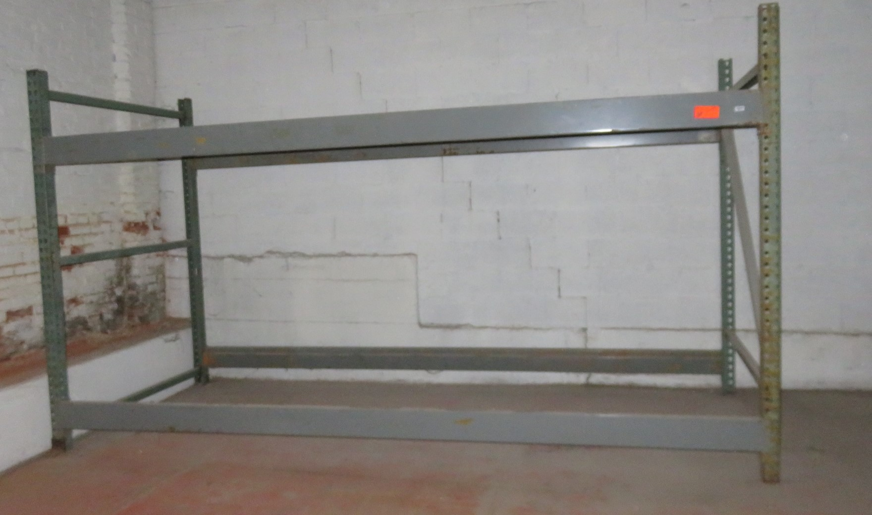 """Warehouse Pallet Racking 1 Section approx. 150"""" x 60"""" x 84"""""""