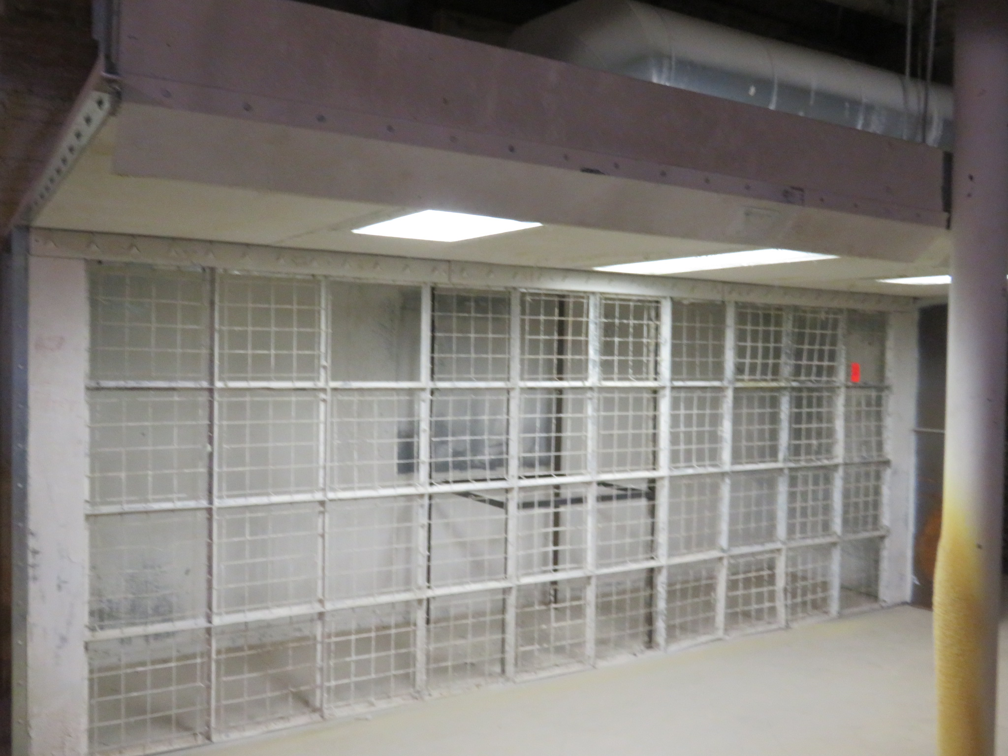 Paint Booth PP187 approx 18' x 11' x 7'