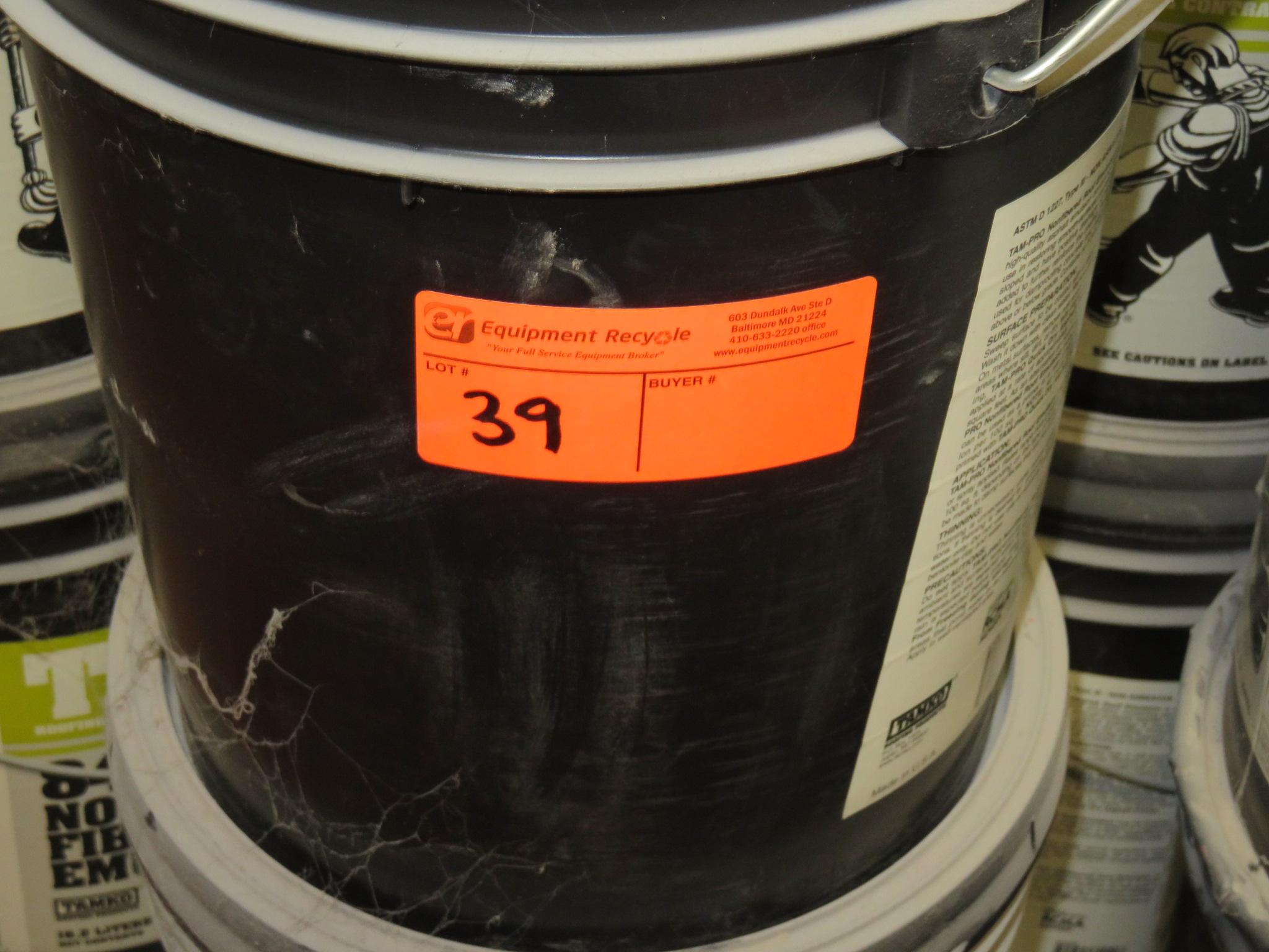 Large Lot Tam-Pro Silastic 845 M-2 Non Fibered Emulsion - Image 2 of 5