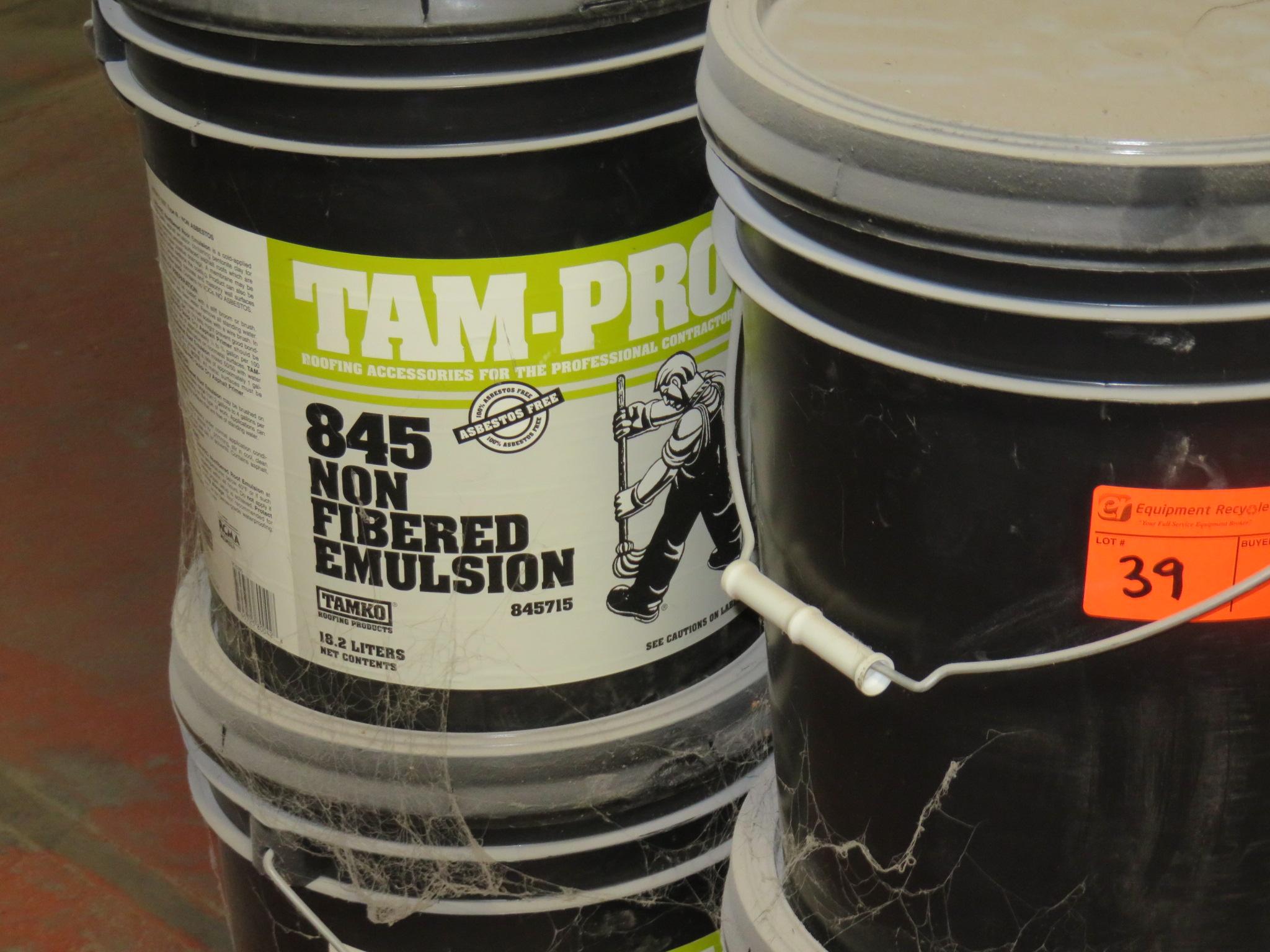 Large Lot Tam-Pro Silastic 845 M-2 Non Fibered Emulsion - Image 5 of 5