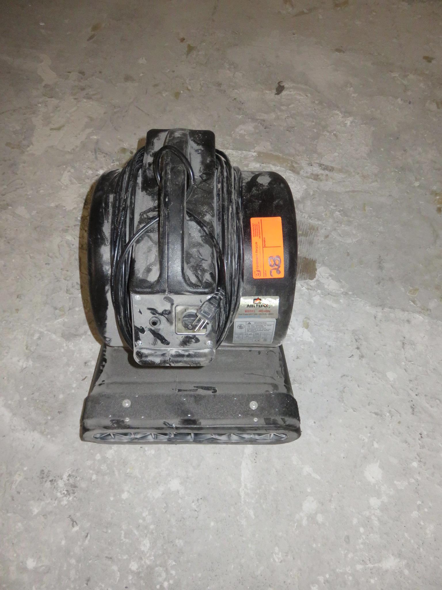 Air Foxx AM3450A Paint Dryer