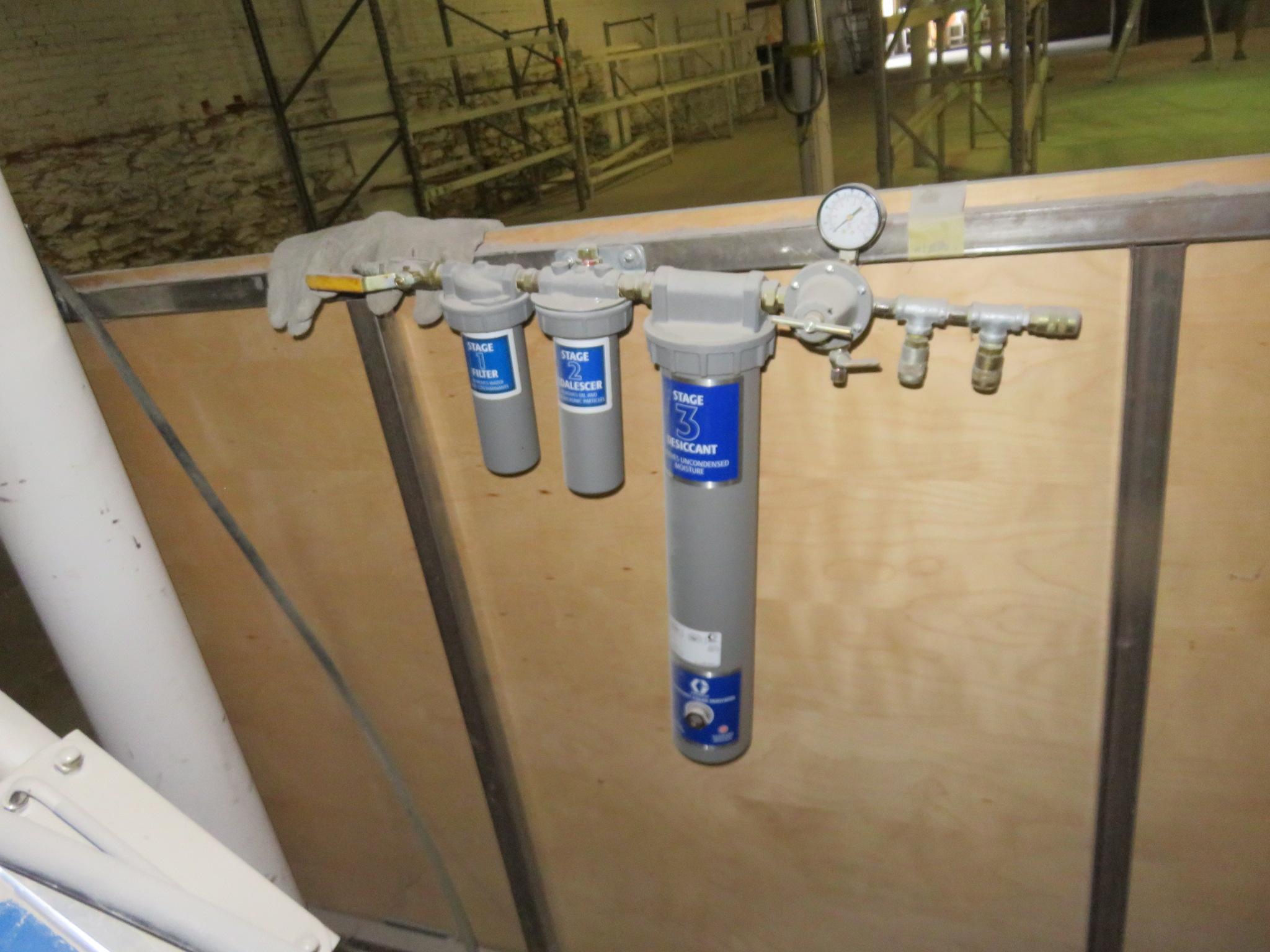 Graco Reactor E20 Sprayer - Image 4 of 7