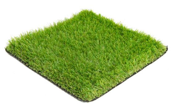 A Quarter Roll of Natural 35 Artificial Grass, 6.25 meters x 4 meters