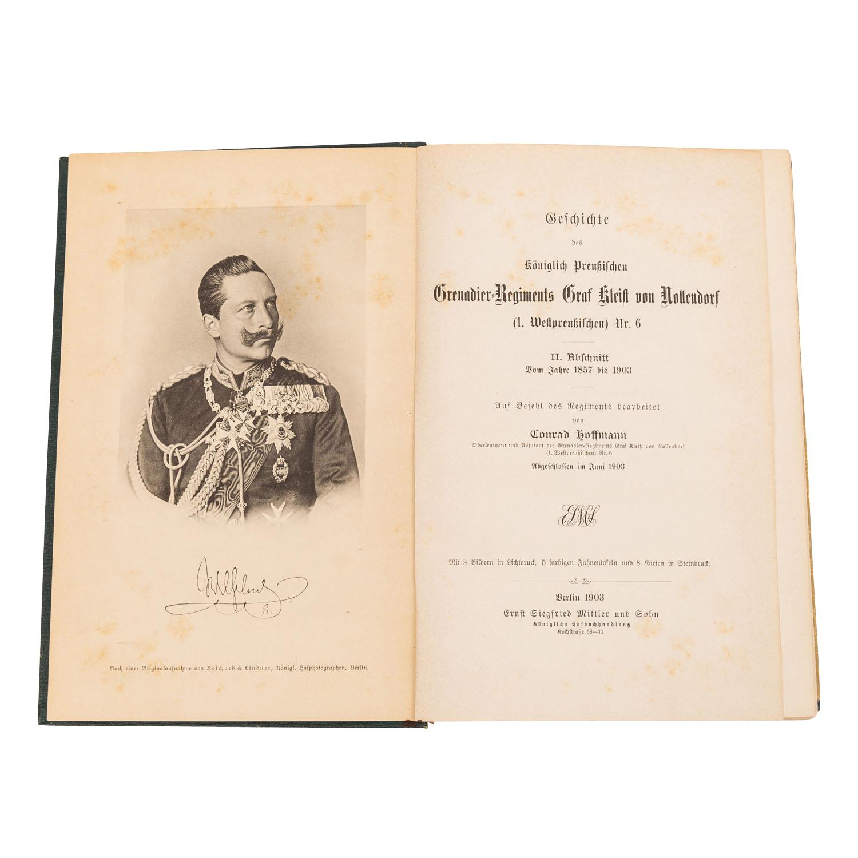 Geschichte des Königlich Preußischen Grenadier-Regiments - Image 2 of 3