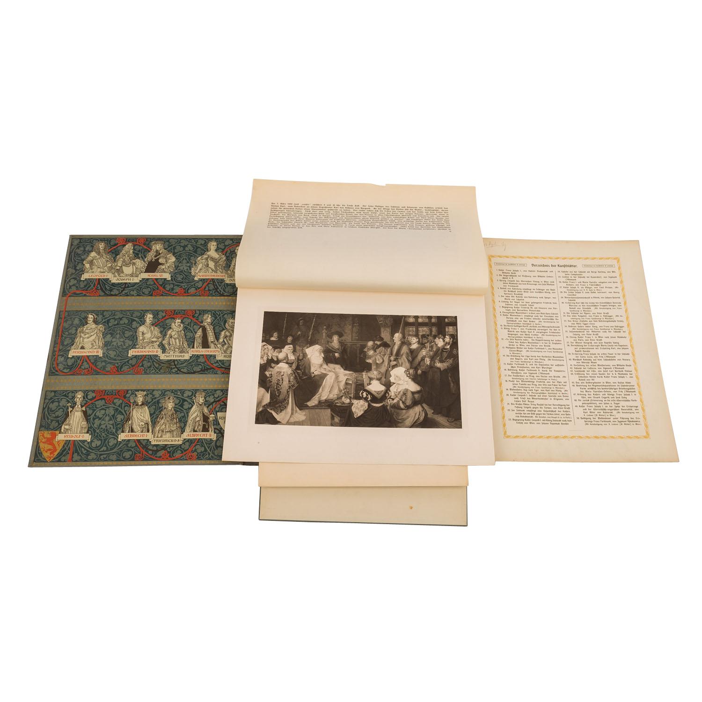 An Ehren und an Siegen reich, 2 Bände, - Image 5 of 6