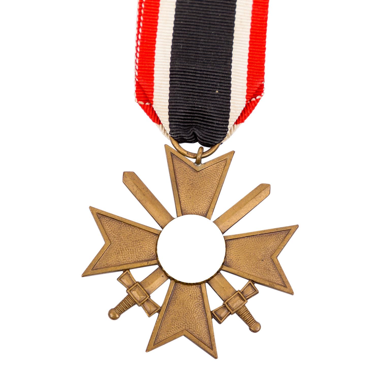 Deutsches Reich 1933-1945 - Flak-Kampf-Abzeichen - Image 4 of 6