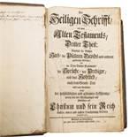 Altes Testament, Deutschland 18.Jh. -