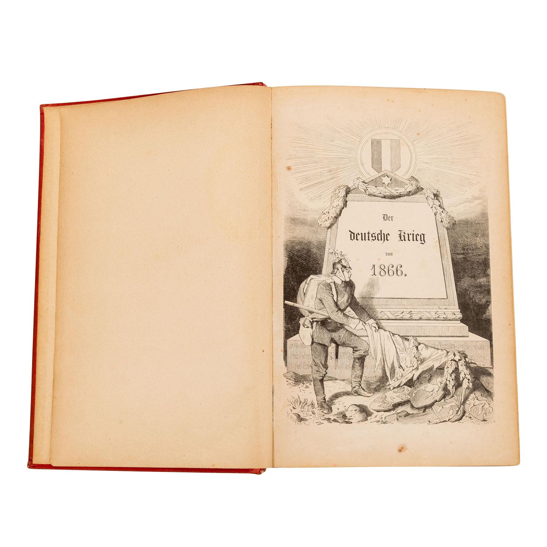 Der Deutsche Krieg von 1866 von Th. Fontane, - Image 3 of 3