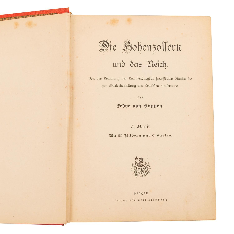 Die Hohenzollern und das Reich von - Image 6 of 6