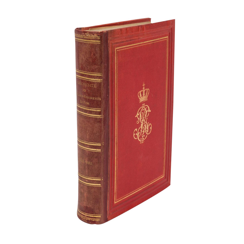 Geschichte des Königlich Preußischen 2. Garde-Regiments