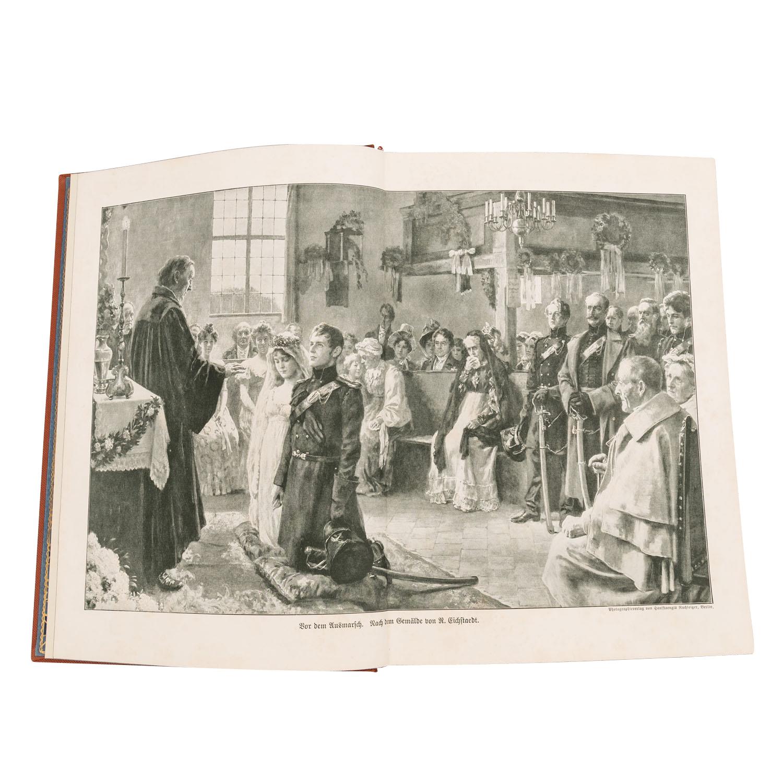 Illustrierte Geschichte der Befreiungskriege von - Image 3 of 4