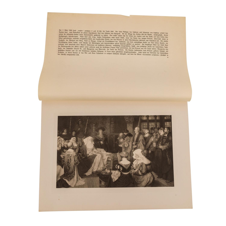 An Ehren und an Siegen reich, 2 Bände, - Image 6 of 6