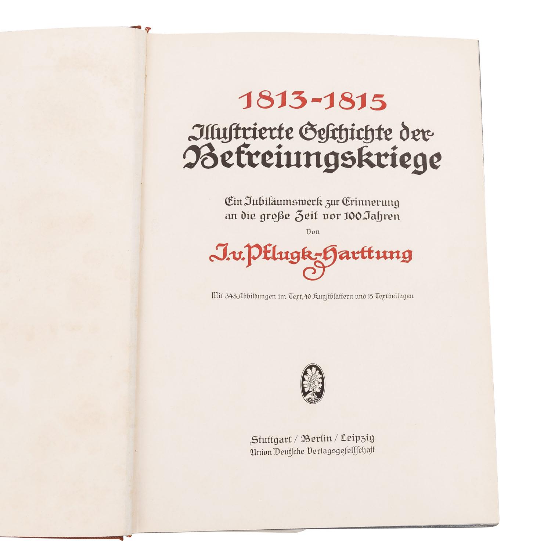 Illustrierte Geschichte der Befreiungskriege von - Image 4 of 4