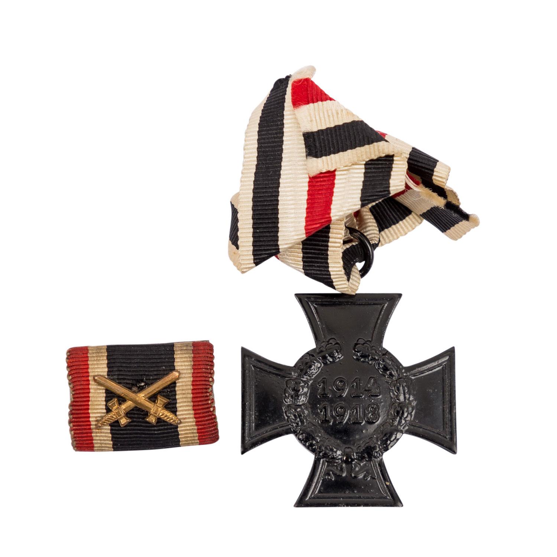 Deutsches Reich 1933-1945 - Flak-Kampf-Abzeichen - Image 6 of 6