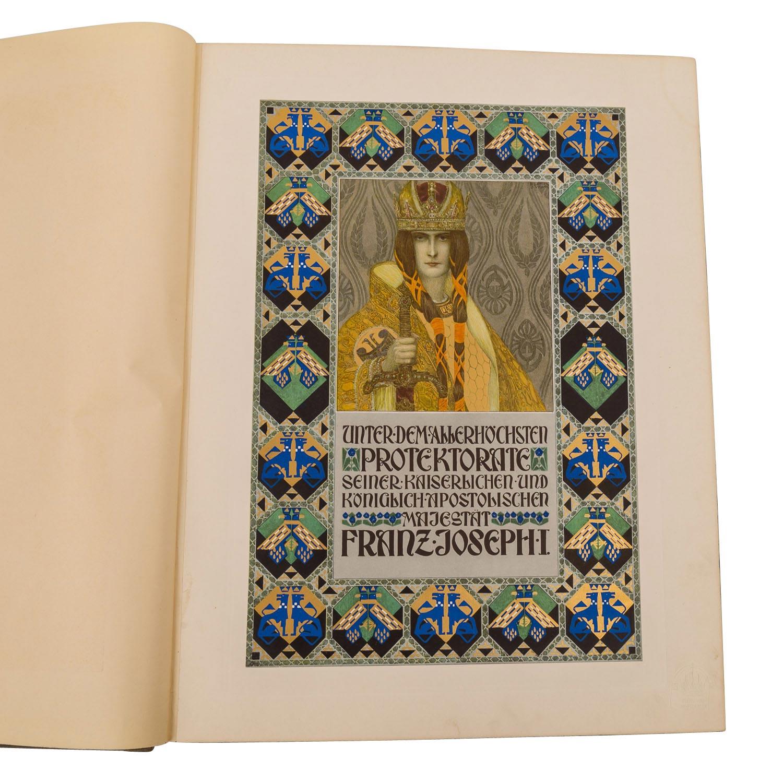 An Ehren und an Siegen reich, 2 Bände, - Image 3 of 6