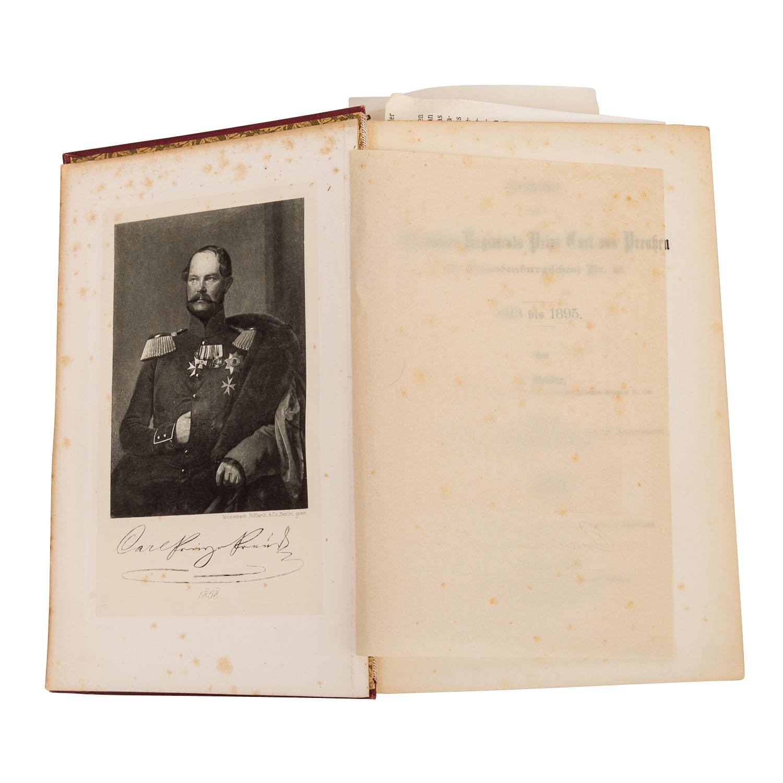Geschichte des Grenadier-Regiments Prinz Carl - Image 3 of 3