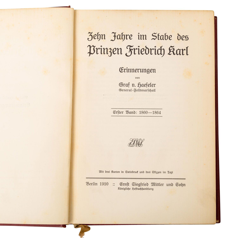 Konvolut militärischer Literatur - Image 3 of 6