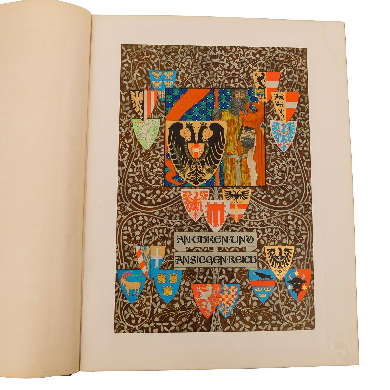 An Ehren und an Siegen reich, 2 Bände, - Image 4 of 6