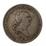 Hessen Fulda - Taler 1820,
