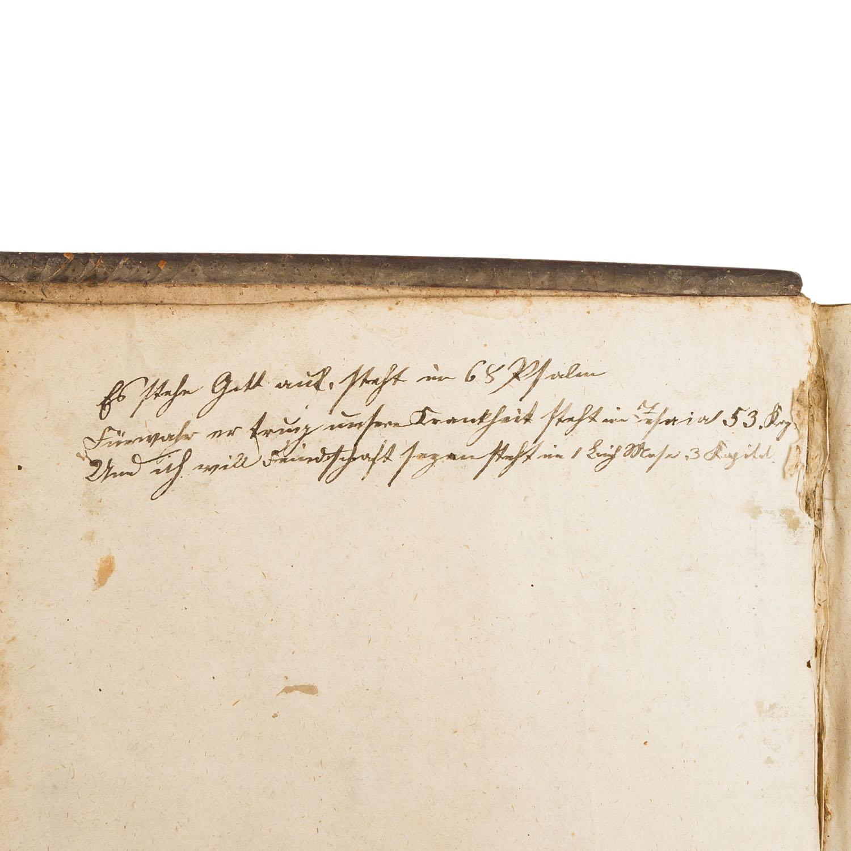 Altes Testament, Deutschland 18.Jh. - - Image 4 of 4