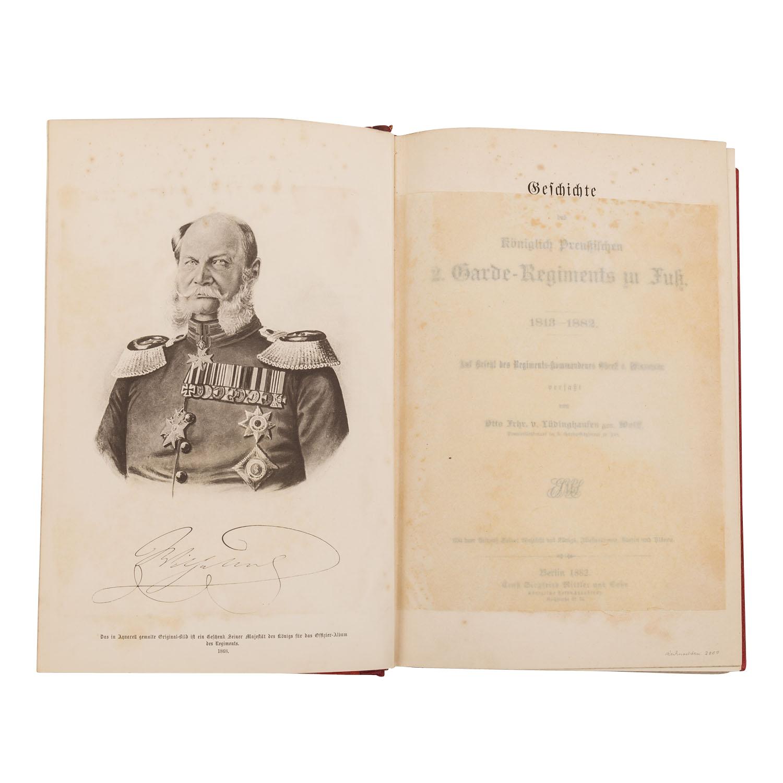 Geschichte des Königlich Preußischen 2. Garde-Regiments - Image 3 of 3