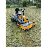 STIGA READY OUT FRONT RIDE ON LAWN MOWER, RUNS, WORKS AND CUTS *NO VAT*