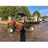 JACOBSON CUSHMAN TURF-TRUCKSTER HYDRAULIC TIPPING BACK, REAR PTO, RUNS, DRIVES, WORKS *NO VAT*