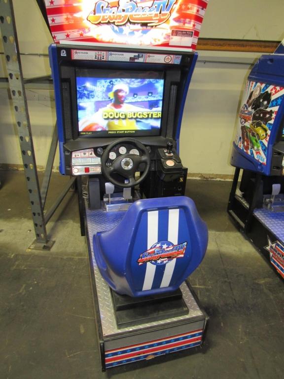 Lot 167 - SEGA RACE TV DEDICATED RACING ARCADE GAME #2