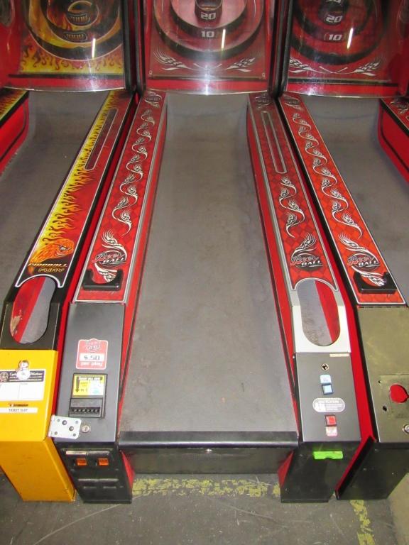 Lot 204 - BEER BALL ALLEY ROLLER REDEMPTION GAME BAYTEK
