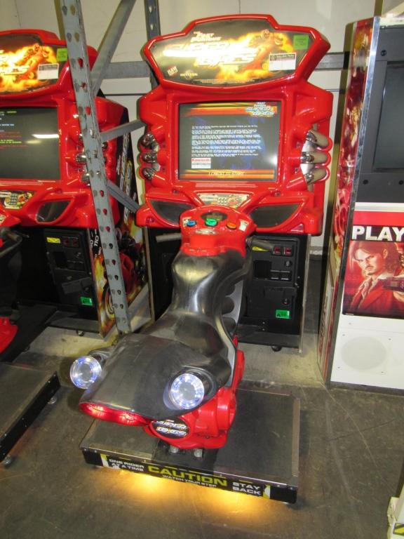 Lot 161 - SUPER BIKE FAST & FURIOUS RACING ARCADE GAME #1