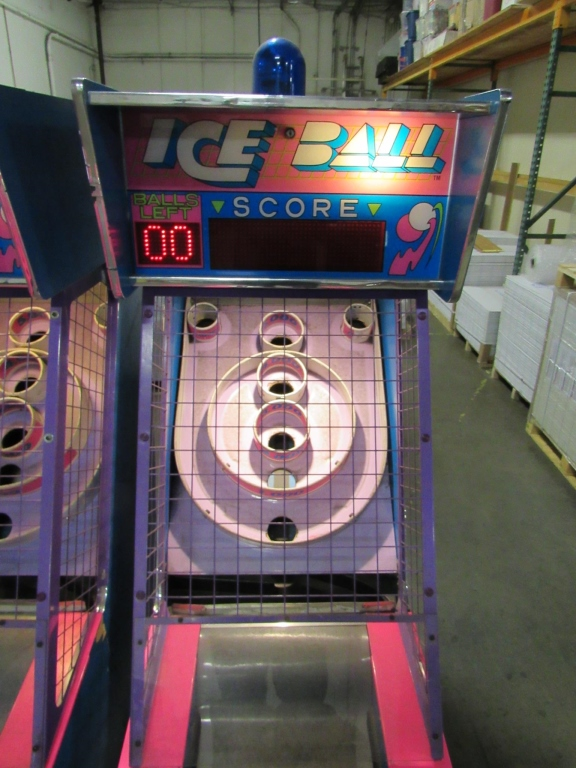 Lot 177 - ICE-BALL ALLEY ROLLER TICKET REDEMPTION GAME #1