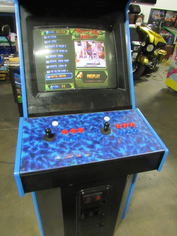 Lot 154 - MULTICADE PANDORA BOX 5 UPRIGHT 999 IN 1 GAMES