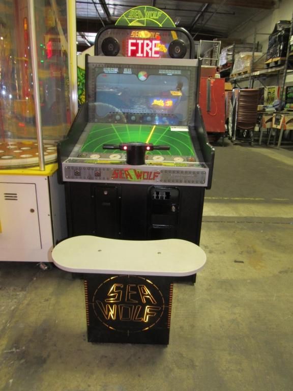 Lot 191 - SEA WOLF TICKET REDEMPTION GAME COASTAL