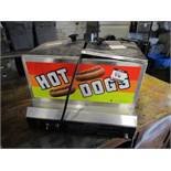 Gold Medal Hot Dog Steamer