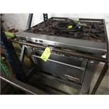 Garland LP 6-Burner Range w/Oven