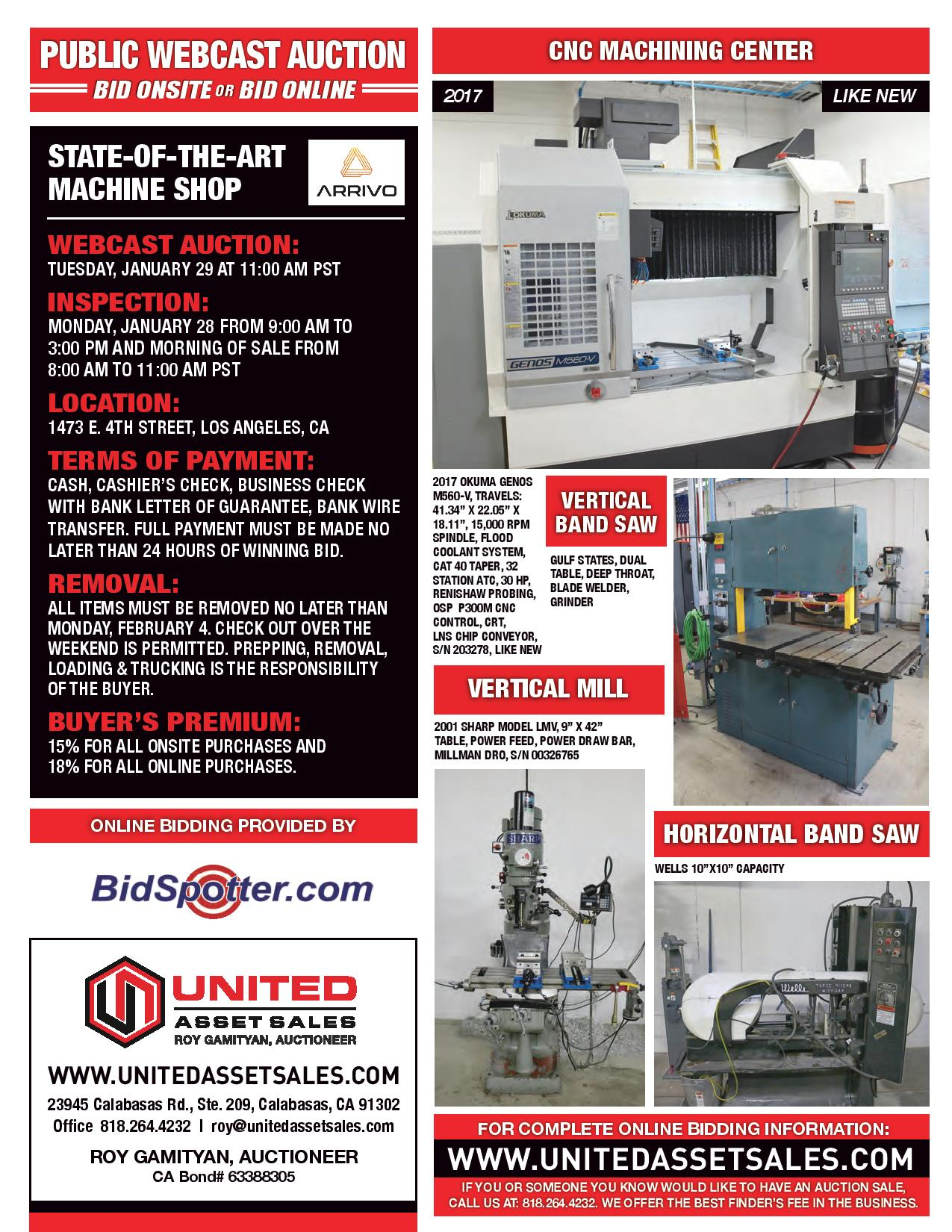 Lot 0B - AUCTION BROCHURE.