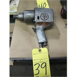 Lot 39 - IMPACT WRENCH, INGERSOLL RAND 3/4""