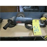 Lot 26 - ANGLE DISC GRINDER, BOSCH 4-1/2""