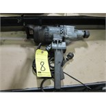 "Lot 8 - ELECTRIC DRILL, THOR 7/8"", H.D."