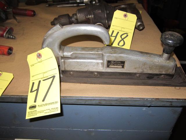 """Lot 47 - PNEUMATIC SANDER, 2-1/2"""""""