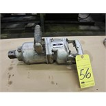 Lot 56 - PNEUMATIC IMPACT WRENCH, JET 1-1/2""